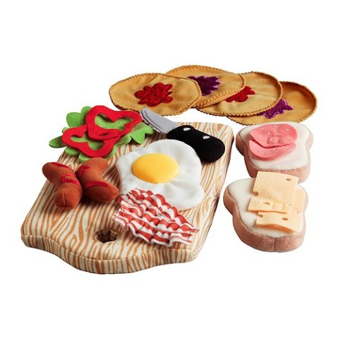 """ikea duktig breakfast set"""